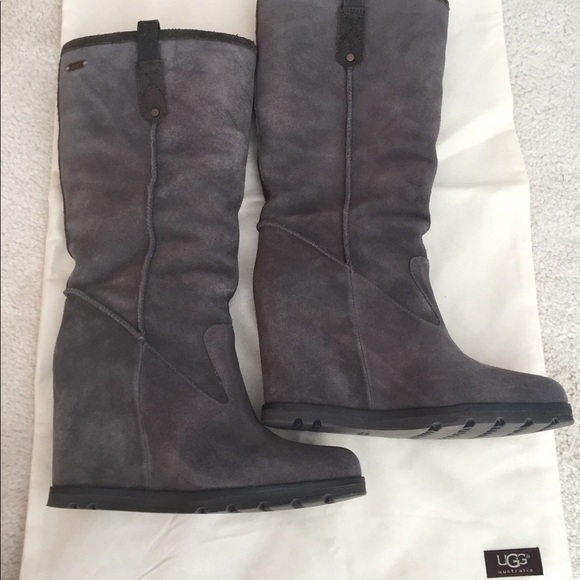 cbe4187541a Ugg Soleil Wedge Boots